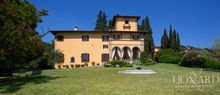 exclusive luxury villa in the hills of florence