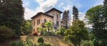 magnificent luxury villa on lake maggiore