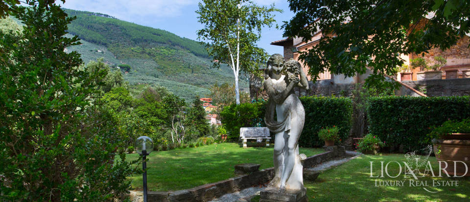 Historic villas for sale in Tuscany Image 8