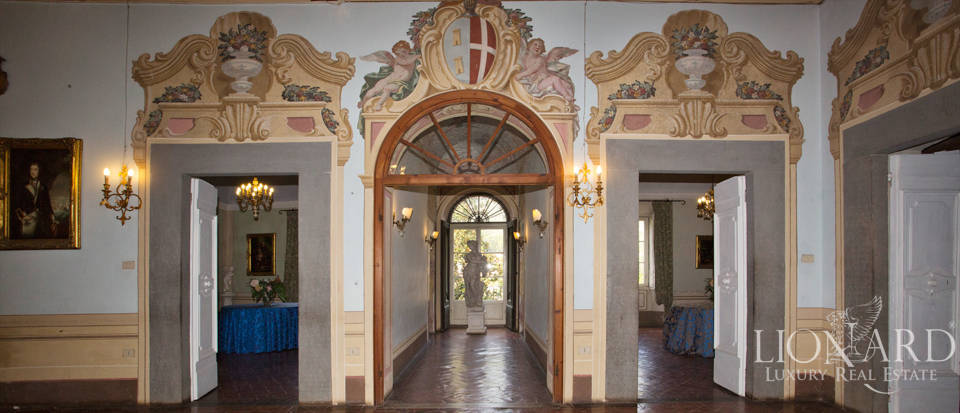 Historic villas for sale in Tuscany Image 35