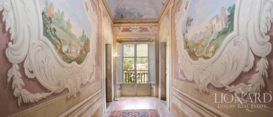Historic villas for sale in Tuscany Image 65