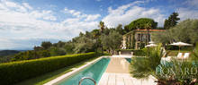 magnificent luxury villa with pool in camaiore