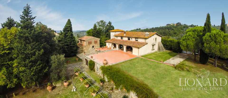 Luxury villa for sale in Florence Image 6