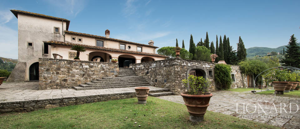 Luxury villa for sale in Florence Image 28