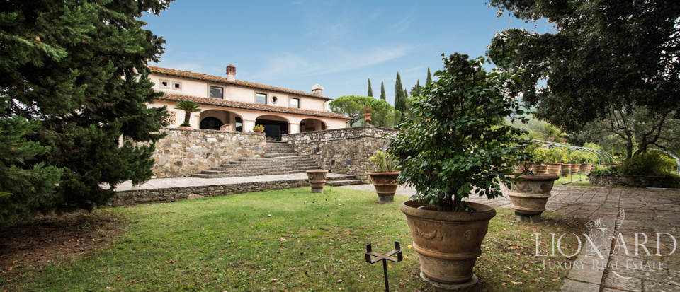 Luxury villa for sale in Florence Image 21