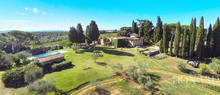 luxury villa in the heart of chianti classico