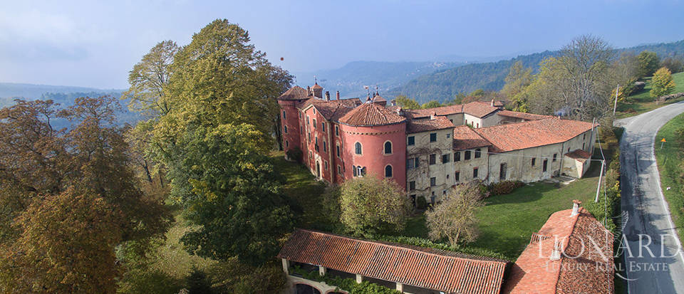 Castles for sale in Piedmont Image 2