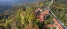 distinguished castle for sale in piedmont
