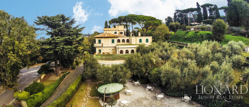 luxury hotel for sale near rome