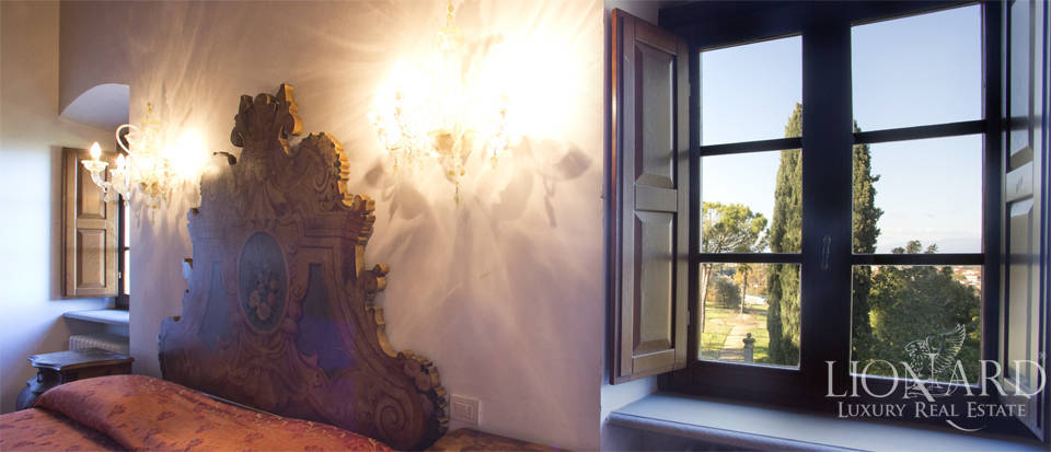 Period residence for sale in Tuscany Image 51