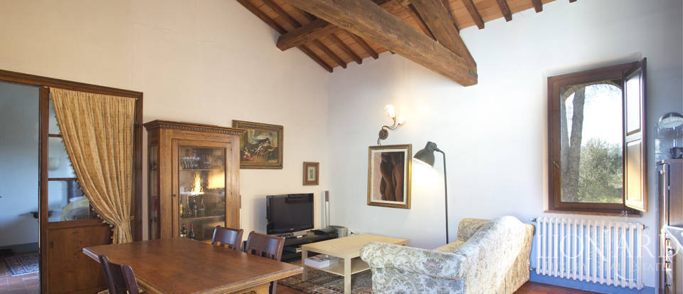 Period residence for sale in Tuscany Image 47