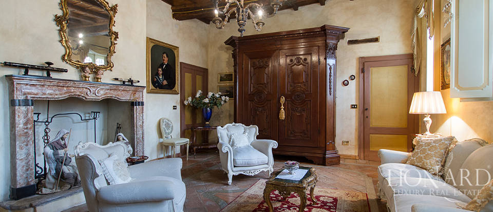Historic homes for sale in Lombardy Image 25