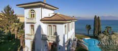 magnificent lake front villa for sale