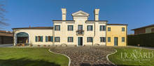 magnificent historic residence for sale in padua