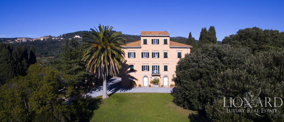 beautiful luxury villa in campiglia marittima