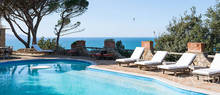 exclusive seaside villa in the argentario