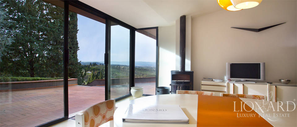 Villa for sale with view of Florence Image 13