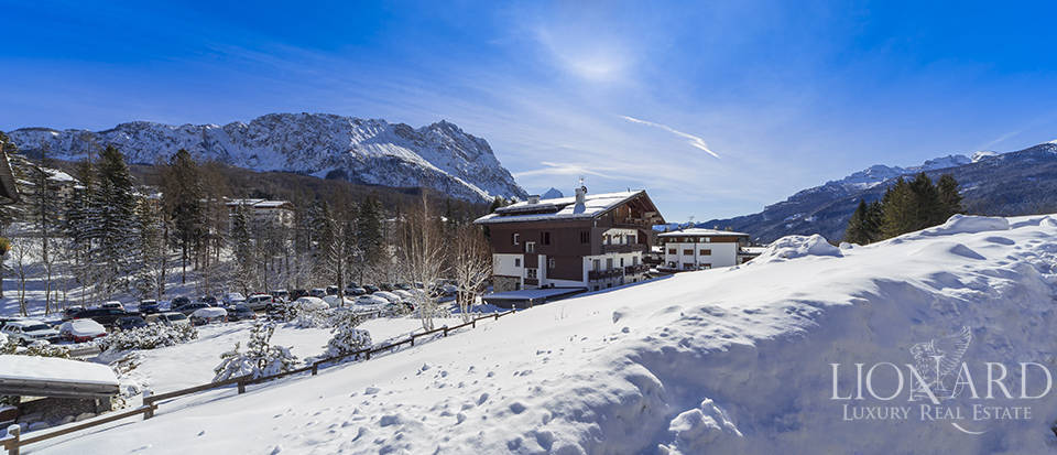 luxury apartment for sale in cortina d ampezzo