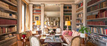 luxurious penthouse for sale in rome