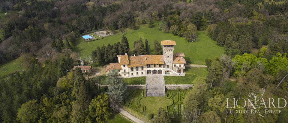 Luxury villa for sale in the hills of Florence Image 5