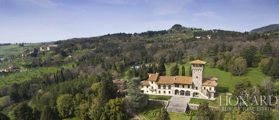 Luxury villa for sale in the hills of Florence Image 3