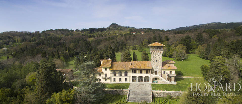 Luxury villa for sale in the hills of Florence Image 4