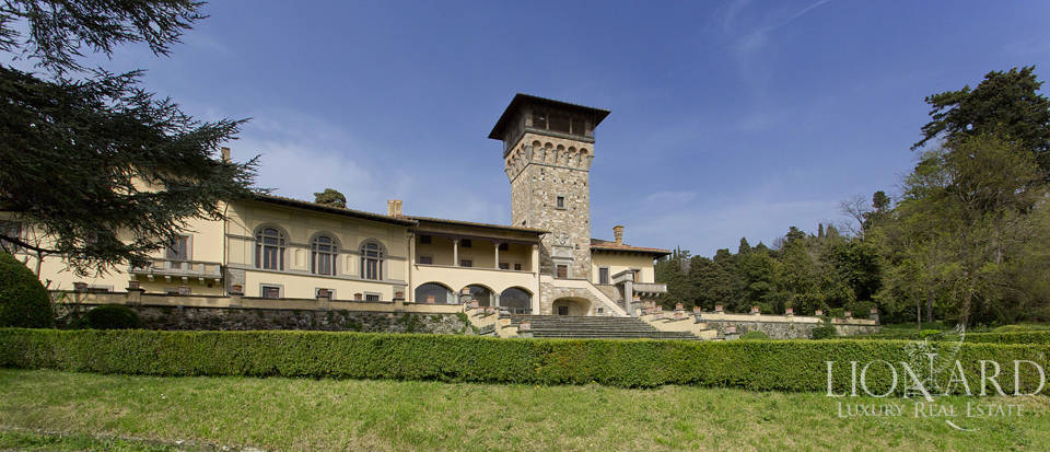 Luxury villa for sale in the hills of Florence Image 7