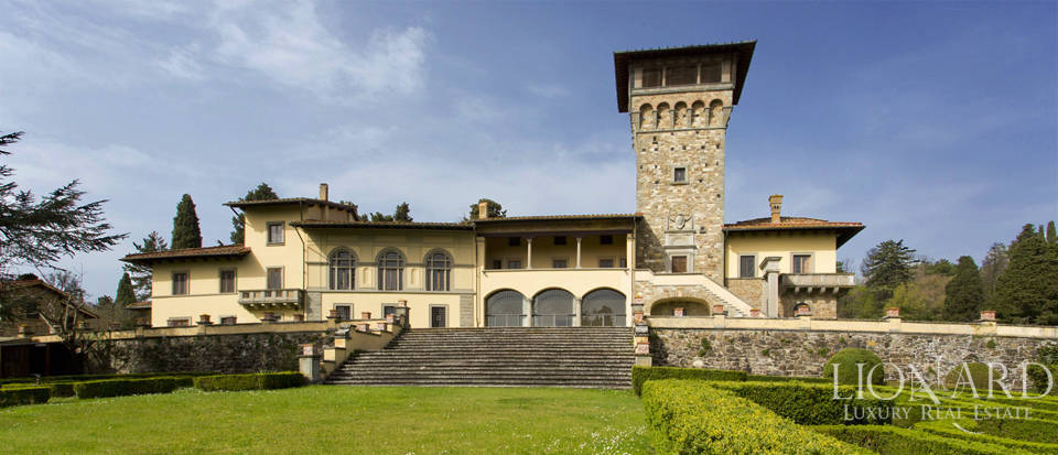Luxury villa for sale in the hills of Florence Image 6