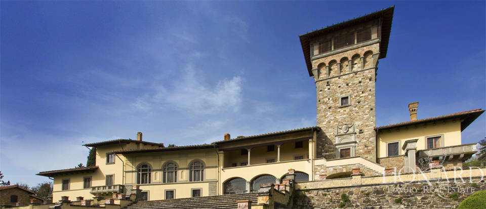 Luxury villa for sale in the hills of Florence Image 9