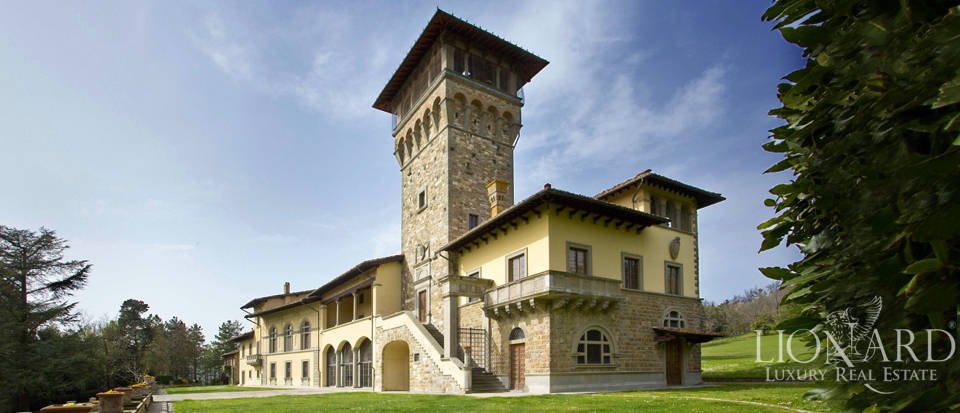 Luxury villa for sale in the hills of Florence Image 10