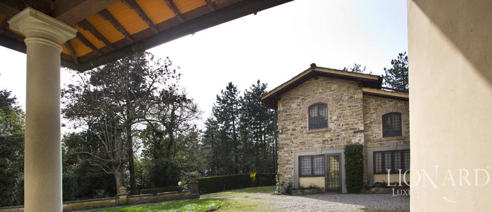 Luxury villa for sale in the hills of Florence Image 19