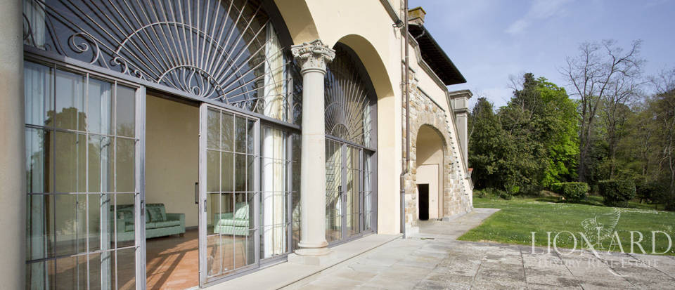 Luxury villa for sale in the hills of Florence Image 22