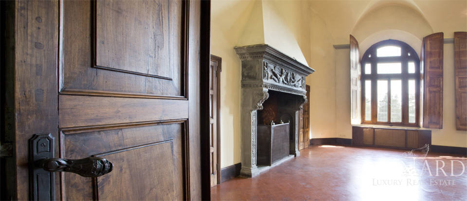Luxury villa for sale in the hills of Florence Image 35