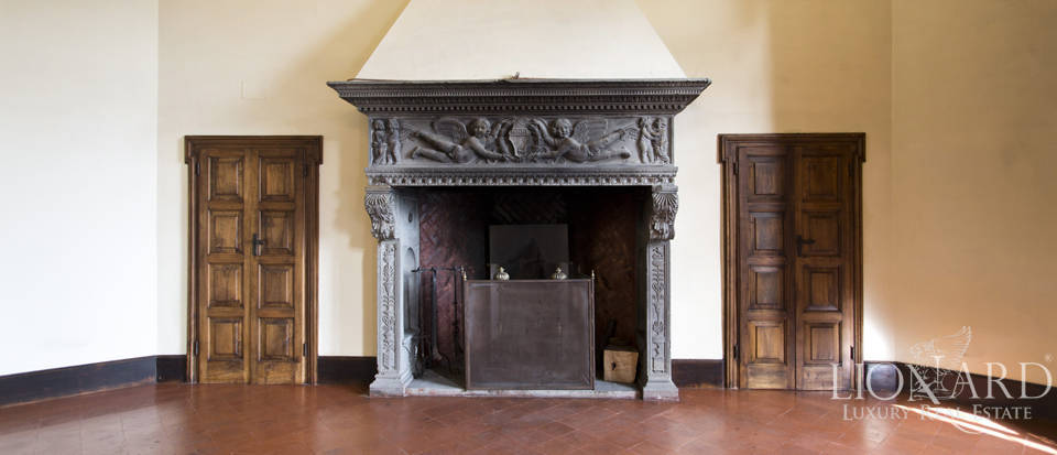 Luxury villa for sale in the hills of Florence Image 37