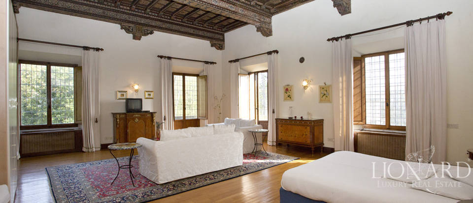 Luxury villa for sale in the hills of Florence Image 42