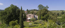 magnificent tuscan villa for sale near florence