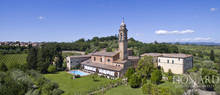 magnificent luxury hotel for sale in siena