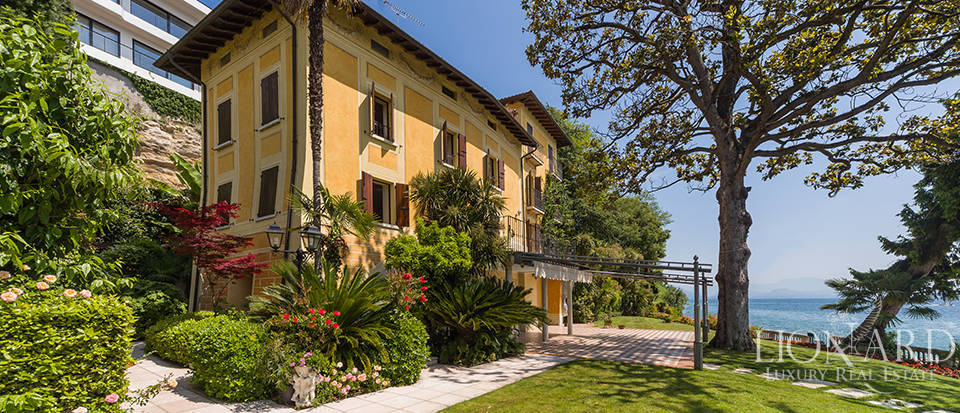 magnificent luxus villa a garda to