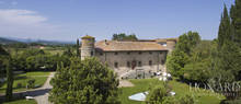 historic luxury villa in tuscany