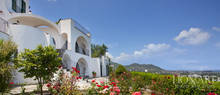 luxury villa on ischia s seaside