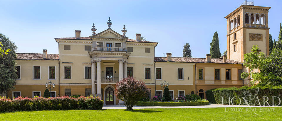 magnificent luxus villa vicenza