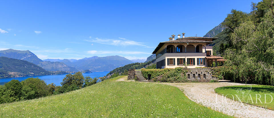 Magnificent luxury villa for sale by Lake Como Image 8