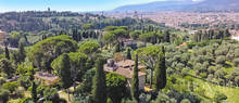 splendid 15th century villa on florence hills