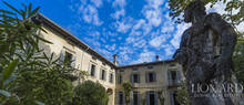historic villa for sale in the province of como