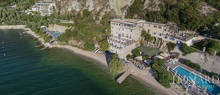 magnificent hotel for sale on lake garda