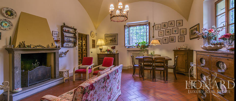 Wonderful property in the province of Florence Image 16