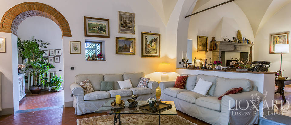 Wonderful property in the province of Florence Image 6
