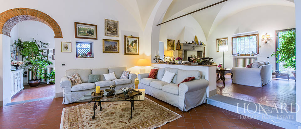 Wonderful property in the province of Florence Image 8