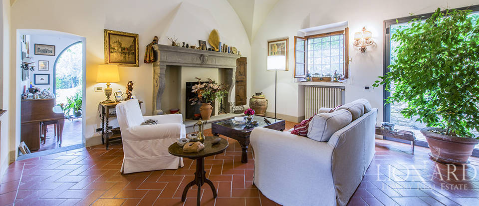 Wonderful property in the province of Florence Image 9