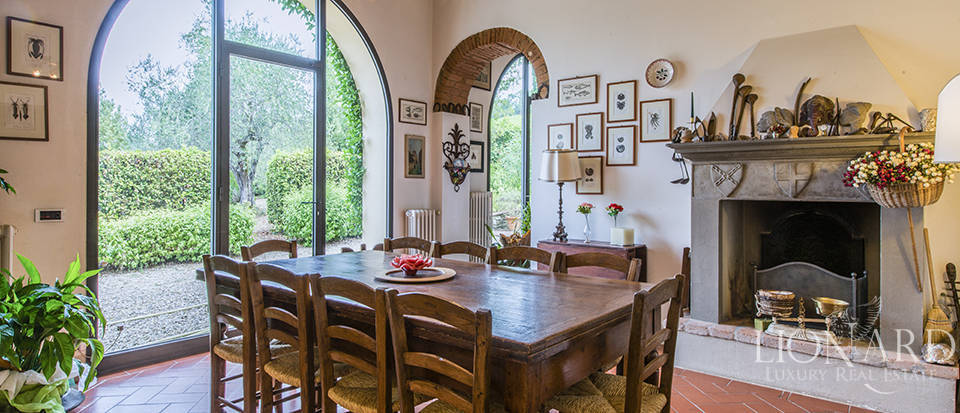 Wonderful property in the province of Florence Image 12